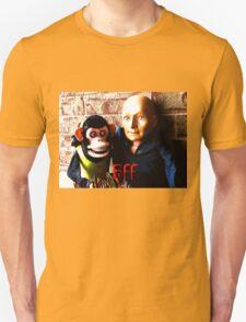 Hugo and Jolly Chimp: BFF T-Shirt