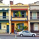 Loving Living in the Inner Suburbs by TonyCrehan