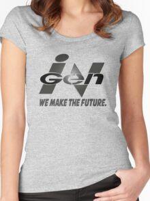 InGen Slogan Women's Fitted Scoop T-Shirt