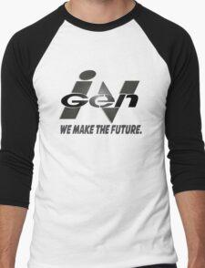 InGen Slogan Men's Baseball ¾ T-Shirt