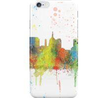 Oklahoma City, Oklahoma Skyline iPhone Case/Skin