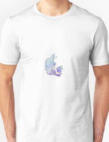 Watercolor Denmark T-Shirt