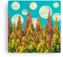 Day Canvas Print