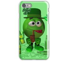 Just a little bit too much to drink iPhone Case/Skin