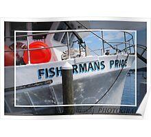 Fishermans Pride Poster
