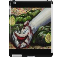 The Murder of Snow iPad Case/Skin