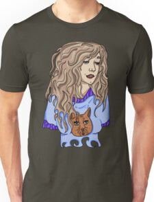 Blonde Haired Beauty Unisex T-Shirt