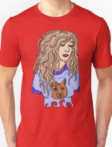 Blonde Haired Beauty T-Shirt