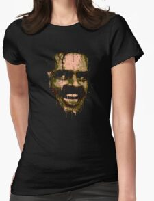 Jack - Here's Johnny!  Womens Fitted T-Shirt