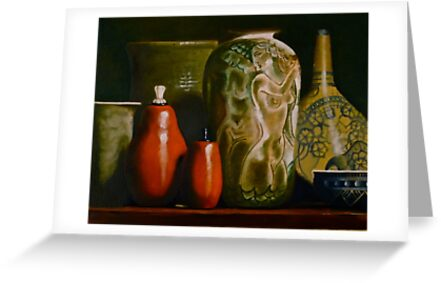 Pottery by pucci ferraris