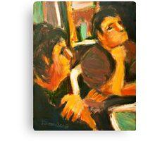 Art Brothers Canvas Print