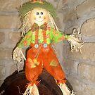 Happy puppet by Ana Belaj
