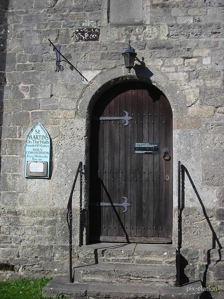 St Martins On The Walls, Wareham by pix-elation