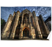 Leeds Cathedral Poster
