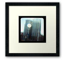 TTV-industrial part 2 Framed Print