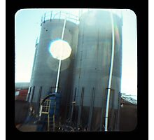 TTV-industrial part 2 Photographic Print