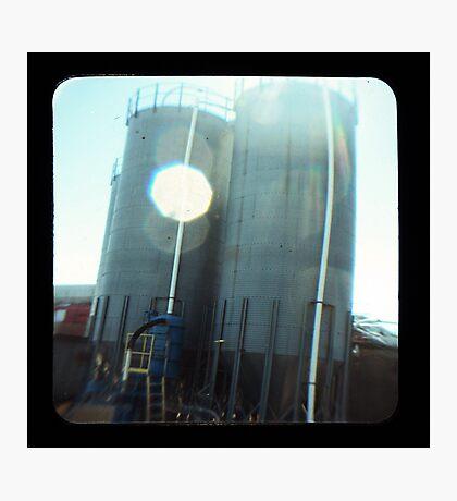 TTV-industrial part 2 Photographic Print