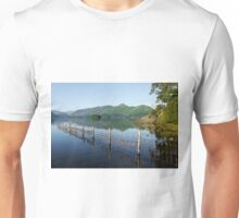 Catbells and Maiden Moor at Derwentwater in the English Lake District Unisex T-Shirt