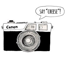 Say Cheese by H Locke