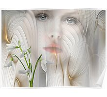 Persephone in Spring Poster