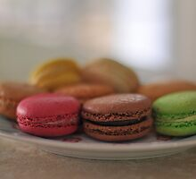 Macarons by Denise Couturier