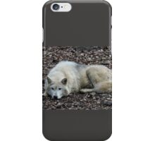 I've Done Enough Today iPhone Case/Skin