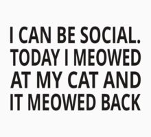 I Can Be Social by coolfuntees