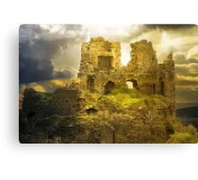 The End of A Gaelic Love Story Canvas Print