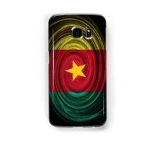 Cameroon Twirl Samsung Galaxy Case/Skin