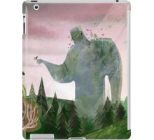 All storms will pass iPad Case/Skin