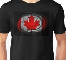 Canada Twirl Unisex T-Shirt