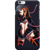 kill la kill ryuko matoi senkestu anime manga shirt iPhone Case/Skin