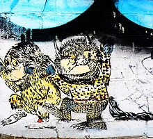 Where the Wild Things Are by Roz McQuillan