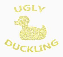 Ugly Duckling Stamp by CloBrim