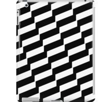Black And White Trendy Fashion Accessory  iPad Case/Skin