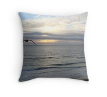 Restful End of Day Throw Pillow