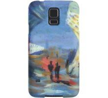 le flâneur  Samsung Galaxy Case/Skin