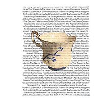 Episodes Chipped Cup Photographic Print