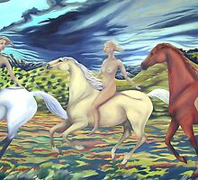 three graces of middle pocket by maria paterson
