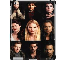 Characters Poster iPad Case/Skin