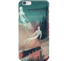 outside iPhone Case/Skin