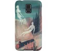 outside Samsung Galaxy Case/Skin