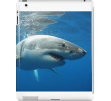 Great White Shark iPad Case/Skin
