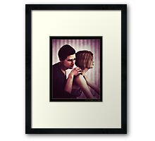 And I thought I was Tough Framed Print