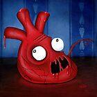Blargh Heart by Frank Pena