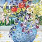still life by the pool by maria paterson