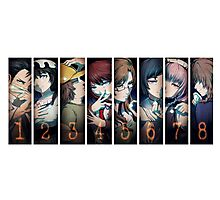 Steins;Gate Ultimate ! [HD] Photographic Print