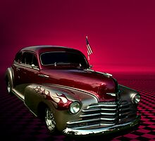 1948 Chevrolet Custom Sedan by TeeMack