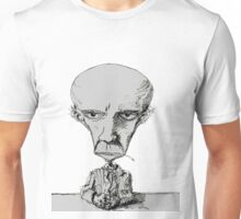 man at his desk Unisex T-Shirt