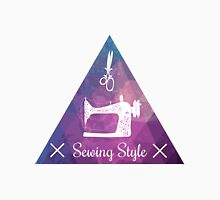 Sewing style retro Unisex T-Shirt